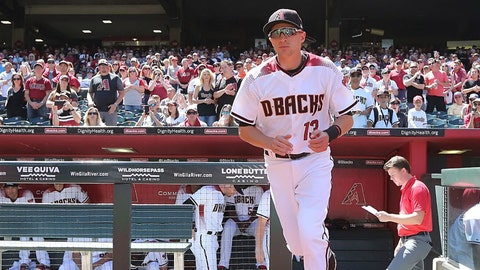 No. 13 Nick Ahmed