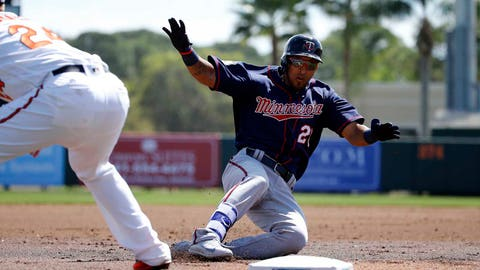 OF Eddie Rosario