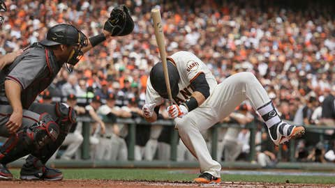 Buster Posey could be back in lineup