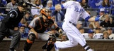 Royals face Giants for first time since 2014 World Series Game 7
