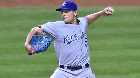 Kansas City Royals: Jason Vargas