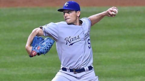 Kansas City Royals: Jason Vargas
