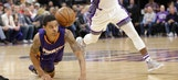 Suns finish 24-win seasons with blowout loss to Kings