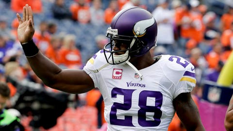 Adrian Peterson (↑ UP)