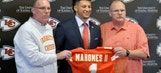 Chiefs plan to be patient with draft selections