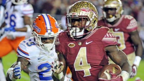 2nd round: Dalvin Cook, RB, Florida State