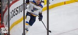 Stastny's return gives Blues a big lift for Predators series