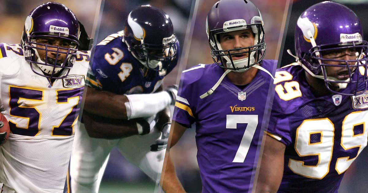 Worst Minnesota Vikings draft picks in each round since 2000 fbd2fa0ae