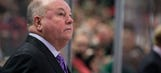 In the playoffs, it's 16 degrees of Bruce Boudreau