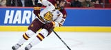 Wild sign Minnesota Duluth defenseman Soucy