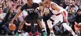 Late Trail Blazers rally sinks Wolves despite big game for Wiggins