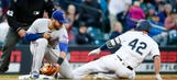 Rangers drop game to Mariners 5-0