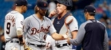 Tigers swept out of Tampa with 8-1 loss