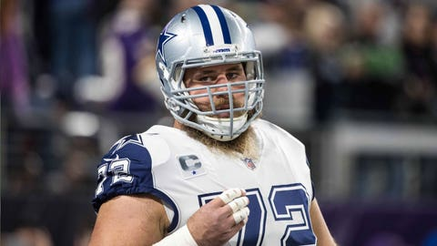 Travis Frederick, C, Cowboys