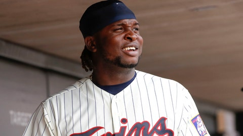 Miguel Sano (↑ UP)
