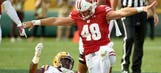 Cichy returns to bolster Badgers' exciting linebacker corps