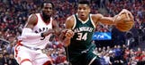 Playoffs give league glimpse of Bucks' future