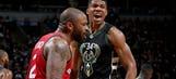 Bucks dominate in Game 3, rout Raptors 104-77