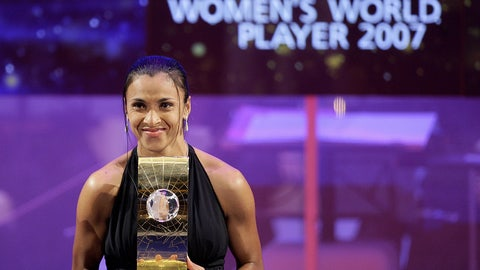 2007 FIFA World Player of the Year