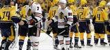 Predators LIVE To Go: Predators finish off Blackhawks to reach second round