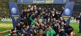 PSG sends a message with French League Cup final thrashing of Monaco