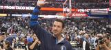 Tony Romo basks in honorary day with Mavericks