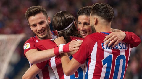 Away matches not a problem for Diego Simeone's men