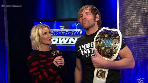 LOSER: Dean Ambrose (Raw)