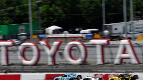Race sponsorship