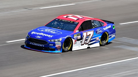 Ricky Stenhouse Jr., 3