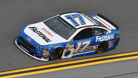 Ricky Stenhouse Jr., 8