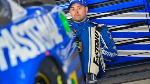 Ricky Stenhouse Jr., +2