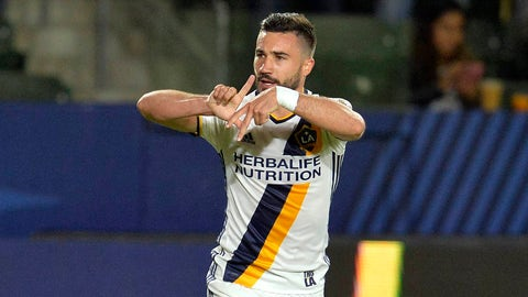 The Galaxy are Alessandrini's team now