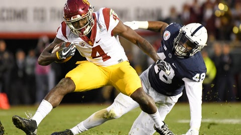 Falcons: Ronald Jones, RB, USC