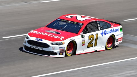 Ryan Blaney, 10 points (1 playoff point)
