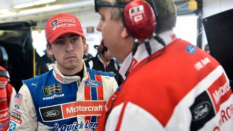 Ryan Blaney, 27.2 percent