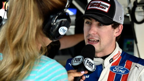 NASCAR Race Hub, Sat., 11 a.m. ET, FS1