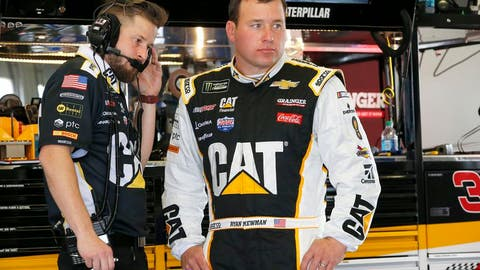 Ryan Newman, 5 (locked in)