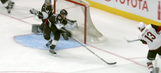 Allow Jonathan Quick to blow your mind with this karate kick save