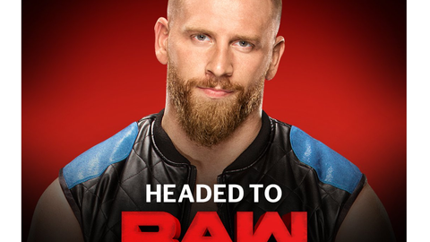 Curt Hawkins to Raw