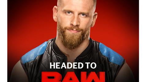 Curt Hawkins to Raw