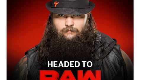 Bray Wyatt to Raw