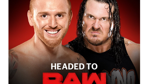 Heath Slater and Rhyno to Raw
