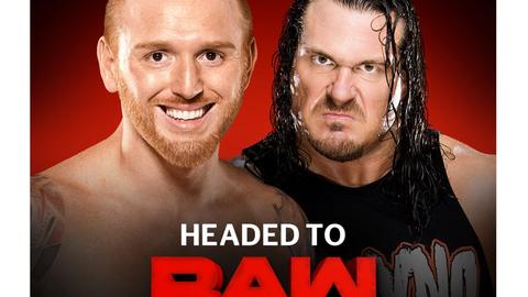 Heath Slater and Rhyno to Raw