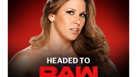 Mickie James to Raw
