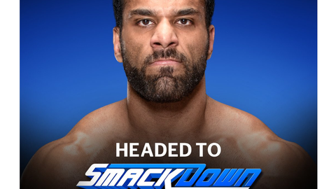 Jinder Mahal to SmackDown