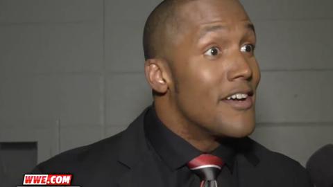 Byron Saxton to SmackDown, David Otunga to Raw