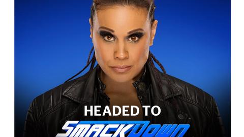 Tamina to SmackDown