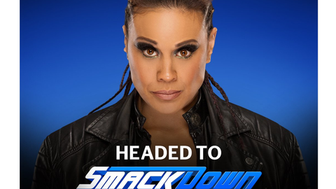 Tamina to SmackDown