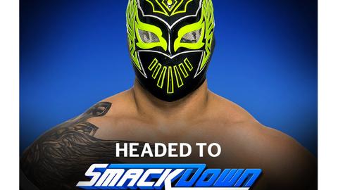 Sin Cara to SmackDown